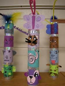 totem pole craft project 17 best images about totem poles on totems