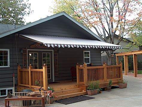 Custom Canvas Awnings by Custom Canvas Creations Waagmeester Awnings Sun Shades