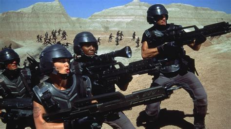 starship troopers starship troopers