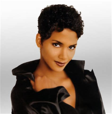 old halle berry short curly hairdos latest hair styles