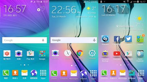 Samsung S6 Gadget install samsung galaxy s6 weather widgets on any android