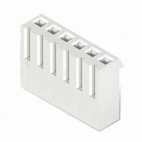 housing connector mm  pins