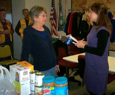 grafton township food pantry gets publicity mchenry