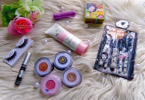 Harga Alat Make Up Merk Viva yukalicious on budget 100k make up challenge