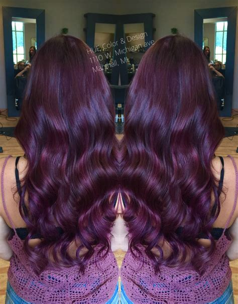 matrix color line violet hair color with matrix color line socolor