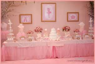 birthday party ideas blog beautiful ballet party