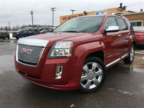 2013 gmc terrain denali gas mileage gmc terrain gas mileage v6 autos post