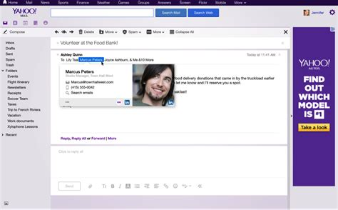 Search Yahoo Profiles By Email Bringing The Power Of Linkedin Into Your Yahoo Mail