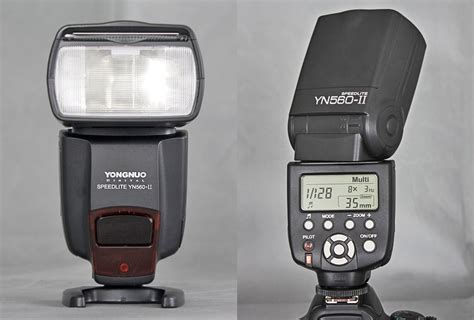Yongnuo 560 Ii yongnuo flash unit speedlite yn 560 ii yn560 ii for nikon