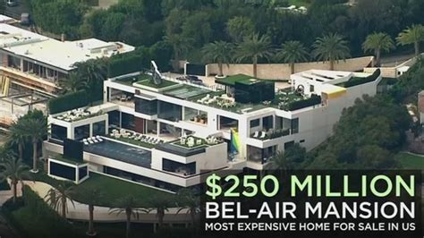 bel air mansion a bel air mansion is the most expensive home for sale in