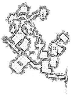753 Best D&D Dungeon Maps images in 2019 | Dungeon maps