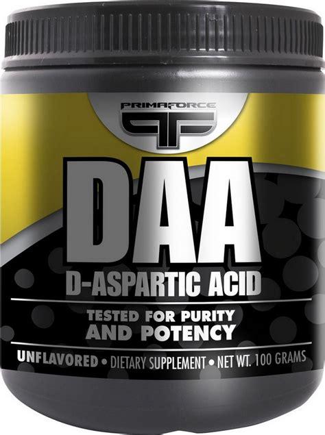 creatine d aspartic acid primaforce daa d aspartic acid bodybuilding and sports