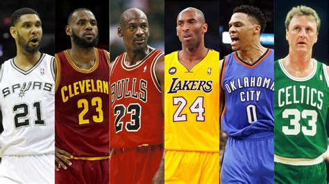 best all time the best player from all 30 nba teams of all time