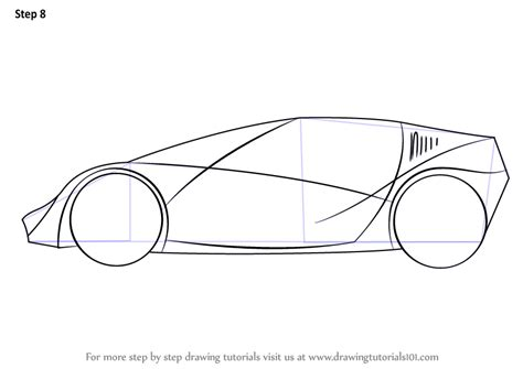 how to draw a sports car step by step drawingforall net learn how to draw a sports car for sports cars step