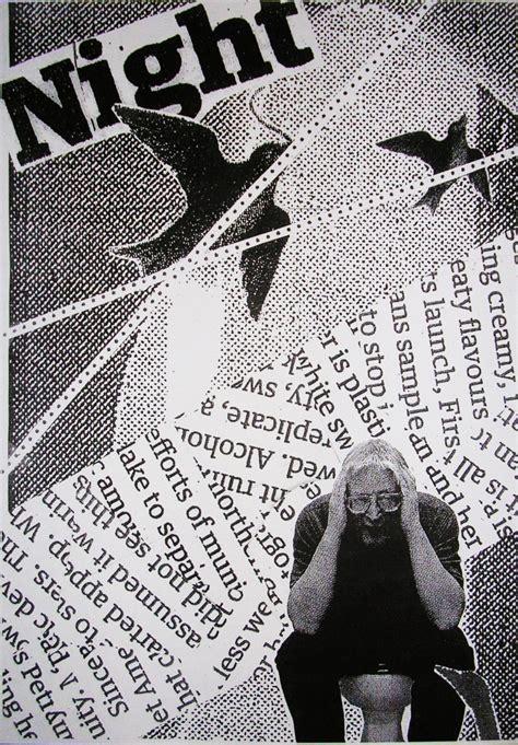 design art news newspaper collage art by usedromancech on deviantart