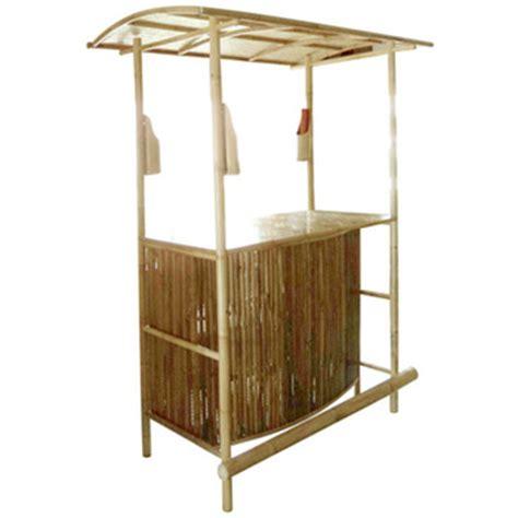Buy Tiki Bar Btb104 Outdoor Bamboo Tiki Bar With Bamboo Roof Bar