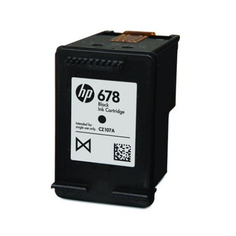 Hp 678 Catridge Black hp ink cartridge 678 black