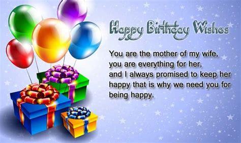 Mothers Day Card by 47 Happy Birthday Mother In Law Quotes My Happy Birthday Wishes