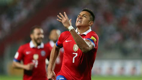 Alexis Sanchez Goal For Chile | world cup news chile boss hails instrumental alex