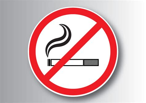 no smoking sign free vector no smoking sign free vector download