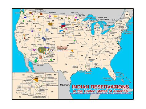 map us indian reservations map of arizona american reservations swimnova