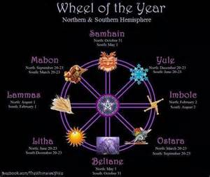 17 best images about wheel of the year on pinterest