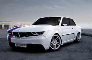Bmw E 30 Bmw E30 Based Tm Concept30 Concept Cars Diseno