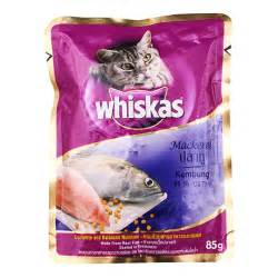 Whiskas Mackerel 1 2kg whiskas pouch mackerel 85g pet
