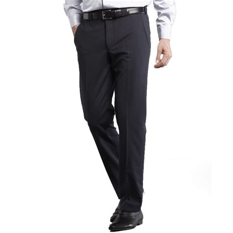 Monza Dress meyer monza navy dress trousers trousers from gibbs
