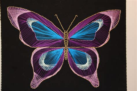 String Design Patterns - butterfly string lanae s log