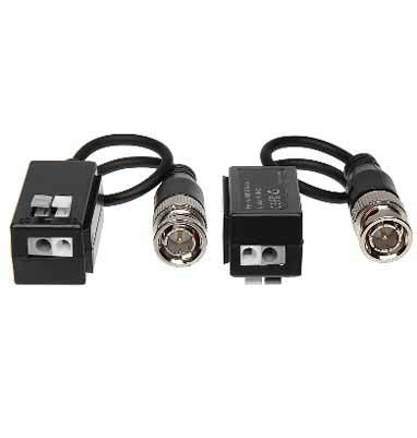 pfm800 e mini balun dahua video passivo cctv utp