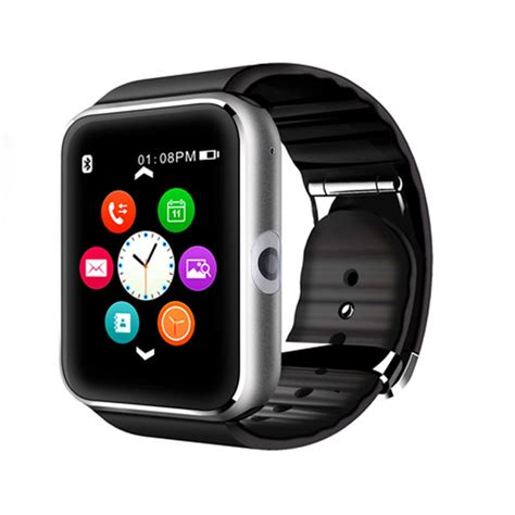 Smartwatch Rate Multi Function 1 54 Quot Bluetooth Smartwatch W Rate