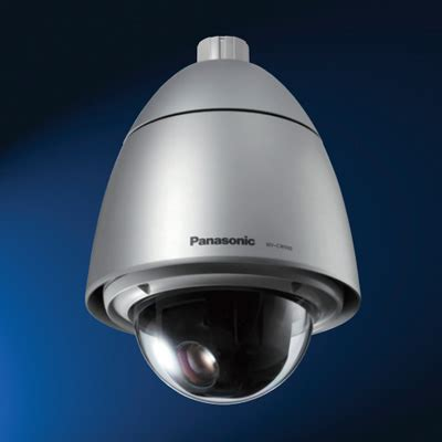 panasonic wv cs580 dome camera specifications | panasonic