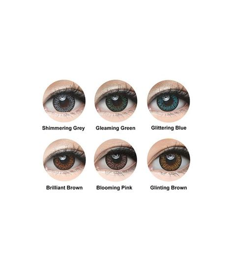 Shop Eye Colour Fusion by Freshkon Colorsfusion Contact Lens Singapore