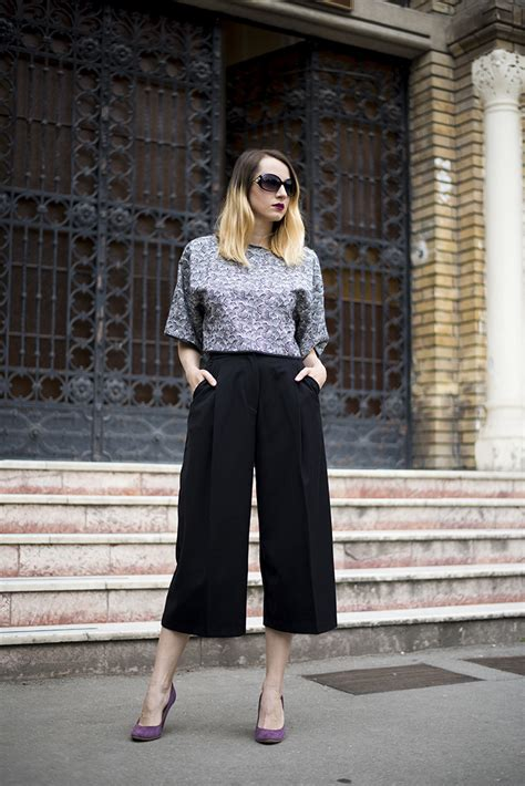 Biwlansa Plain Casual Culottes six style for 2017