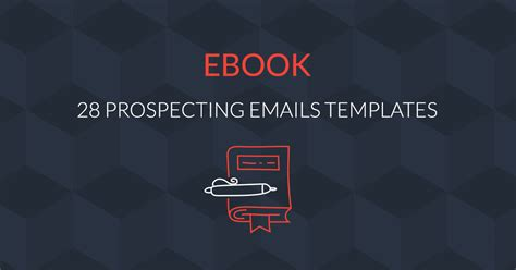 Prospecting Emails How To Write Them Properly Prospecting Email Template