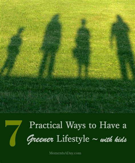 7 Ways To Greener Gadgetry by 7 Practical Ways To A Greener Lifestyle With