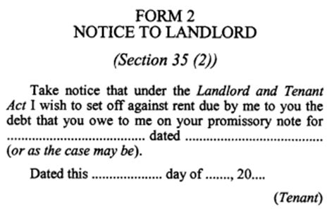 section 213 notice section 213 notice 28 images landlord s letter