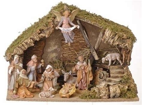 fontanini nativity set 11 fontanini nativity set 41615