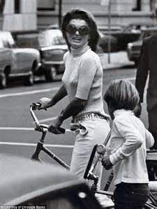 1 Bedroom Upper East Side Jackie O Captured Biking In Central Park And Working As