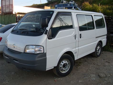 vanette nissan used 2004 nissan vanette photos gasoline automatic for sale