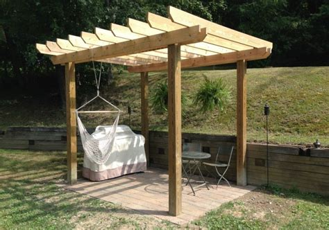 materials needed to build a pergola how to build a pergola coreyms