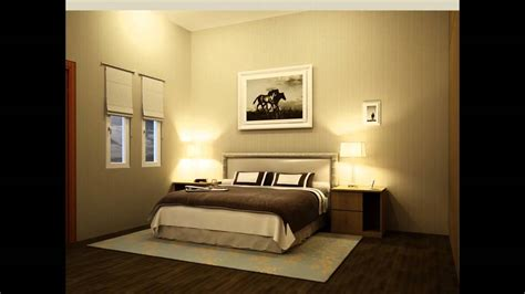 interior master bed room design animation ds maxwmv youtube