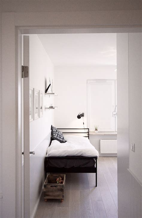 Scandinavian home decor mixed with a minimalist use of wood in warsaw2014 interior design 2014