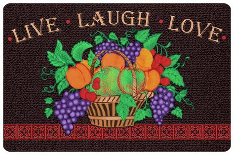 live laugh rug live laugh kitchen mat in floor mats