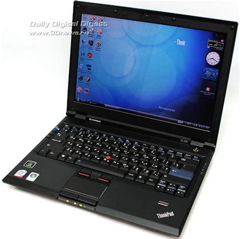 Lenovo Thinkpad Sl300 lenovo thinkpad sl300 sl400
