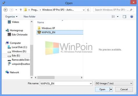 cara install ulang windows xp sp3 menggunakan flashdisk blog archives liudisdist198318