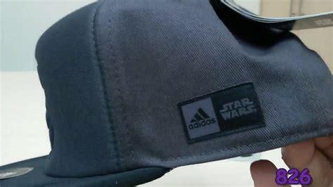 Topi Adidas Bordir Murah Adidas Cap unboxing review topi adidas lucas wars cap bp7826