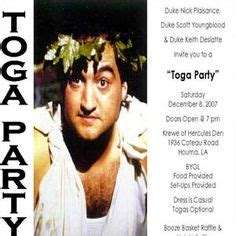 animal house toga party toga toga toga austins 21 st b day party ideas on pinterest toga party james bond