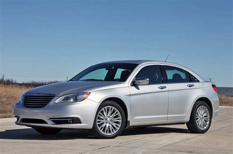 2012 Chrysler 200 Review by Site Map Aol Autos